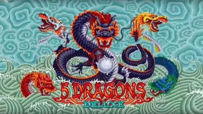 5 Dragons Game