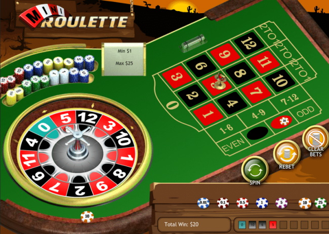 A Brief History of Roulette