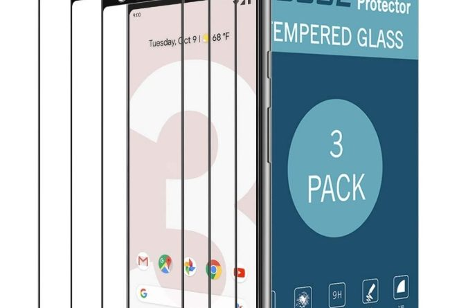 6 Best Screen Protectors for Google Pixel 3