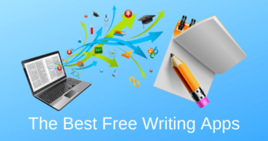 6 Best Word Apps for writing your thoughts