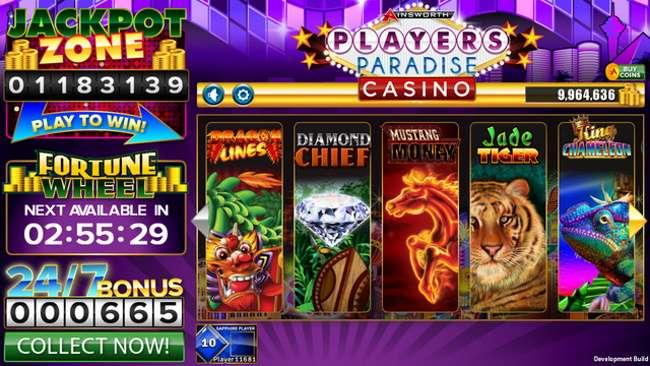 616 Digital Slots