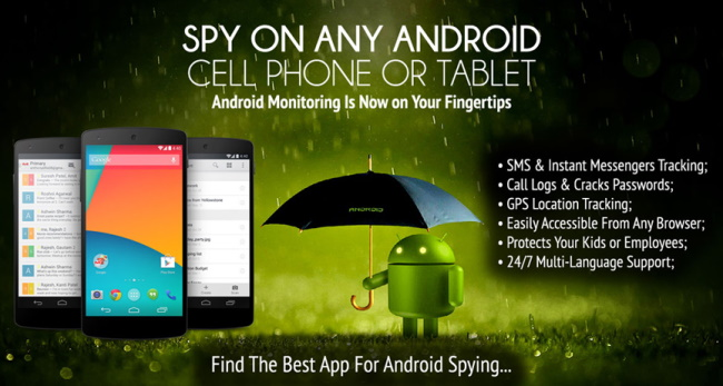 7 Cool Spy Apps for Android for 2020