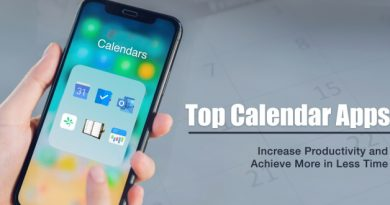 7 Popular Calendar Apps to Use in 2020