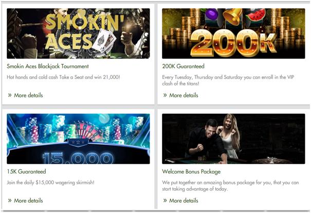 7 Reels Casino Android bonuses
