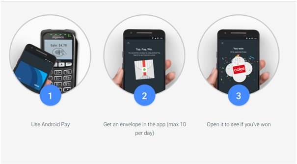 Android Pay promo