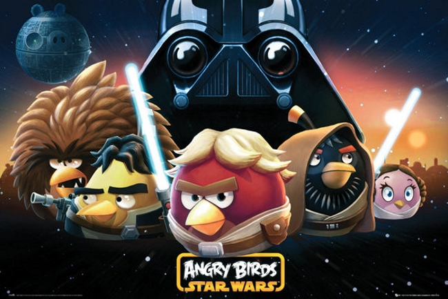 Angry-birds-star-wars-most-popular-mobile-games