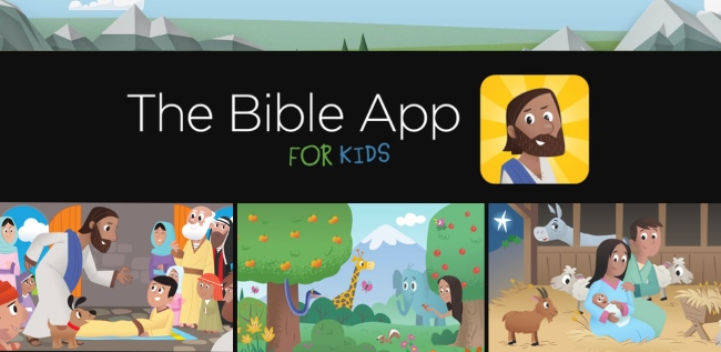 Bible-for-Kids Android Hot App