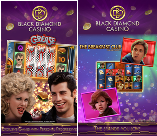 online casino app like a diamond