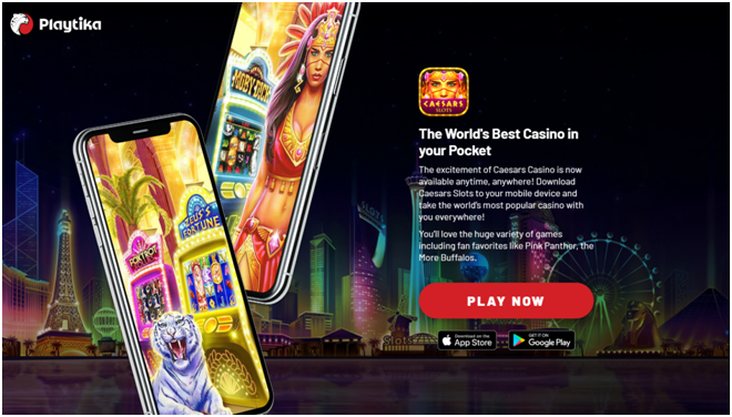 Caesars play for fun casino