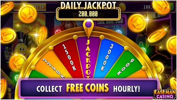 Cashman casino Daily Jackpot