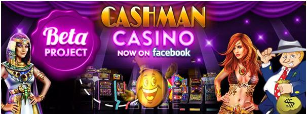 Cashman Casino- get free coins