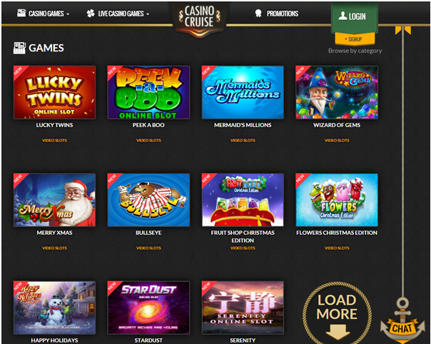 best casino games to play on a cruise