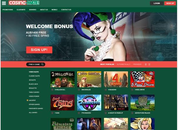 Casino Mate
