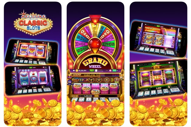 Classic slots app for mobile