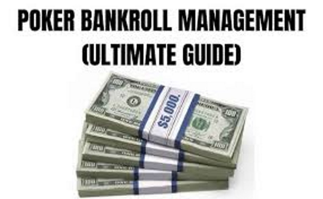Define a Bankroll Budget