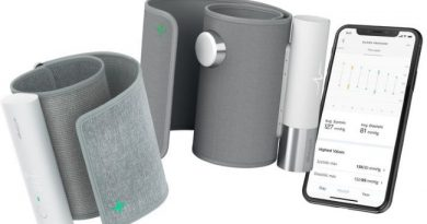 Detect Heart Problems before they happen with Withings Blood Pressure Monitors