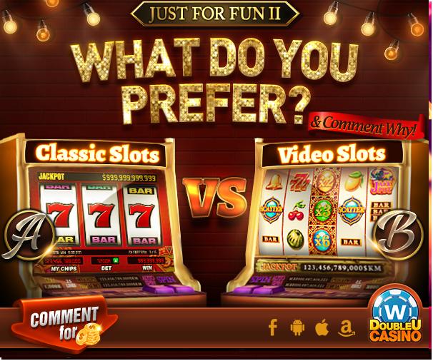 Double U Casino- Bonus offers