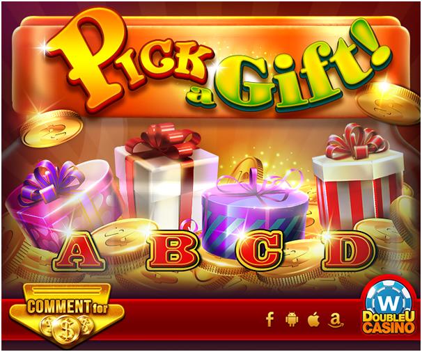 Double U Casino - Bonus offers