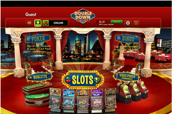 Double Down Casino Games