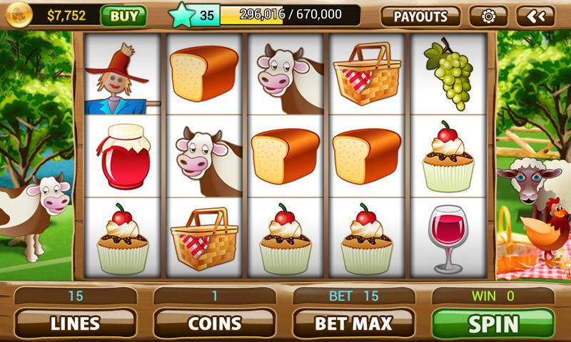Farm Casino Pokies Game