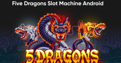 Five Dragons Slot Machine Android