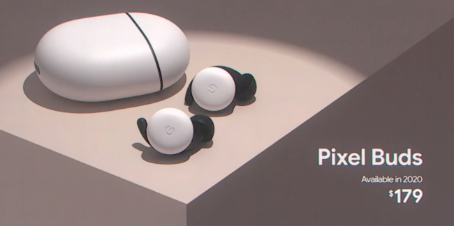 Google set to introduces Pixel Buds 2 in Spring 2020 for $179