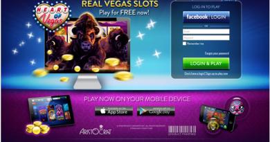 Heart of Vegas Casino App