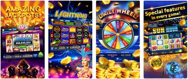 Heart of Vegas casino free pokies