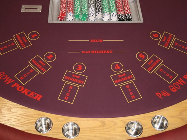 History of Pai Gow Poker