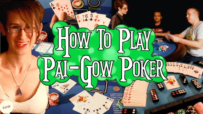 How to Play Pai Gow Poker