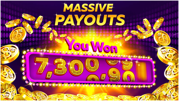 Massive Payouts to win