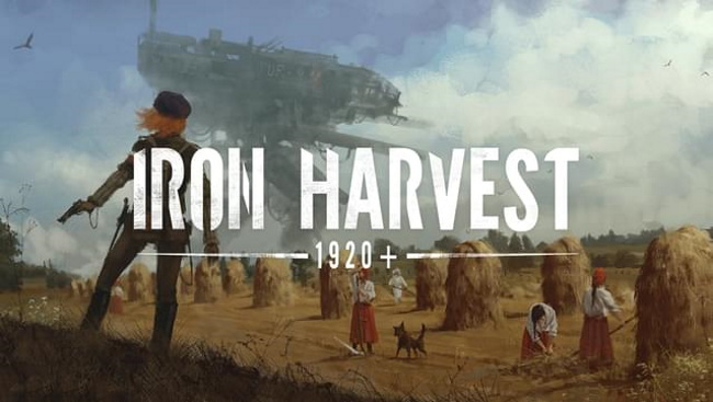 Iron Harvest will release on September 1, 2020