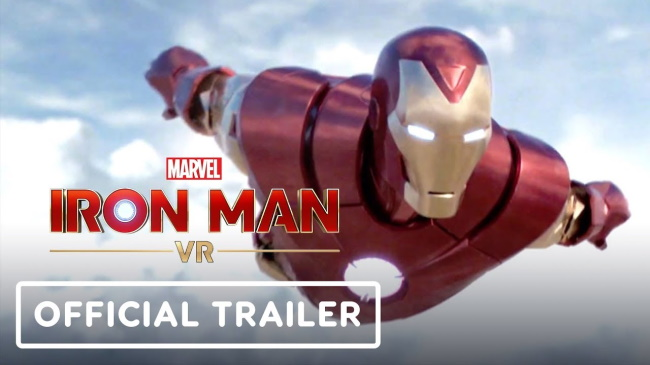 Iron Man VR set to release February 2020 on PlayStation VR