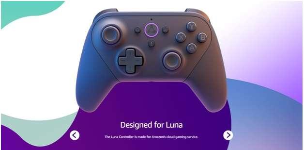Luna Game Console