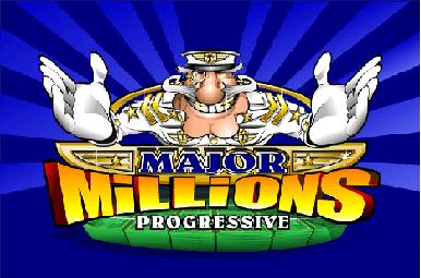 Major Millions pokies