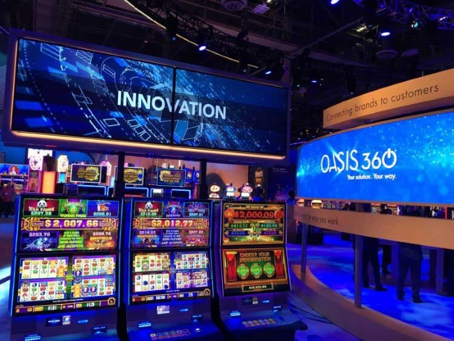 Management Systems and Poker Machines