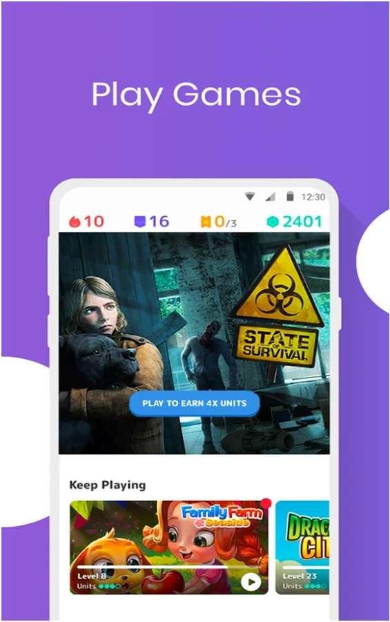 Mistplay game app