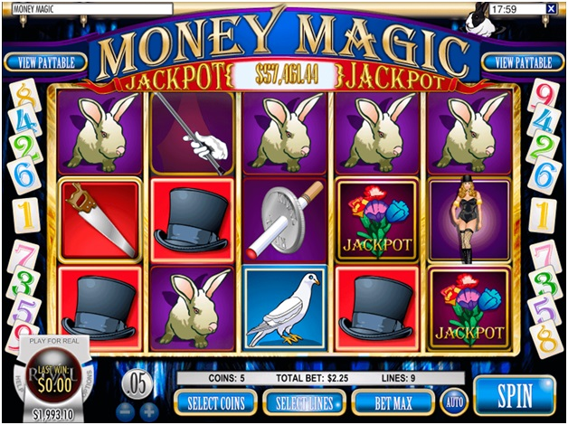Money Magic pokies