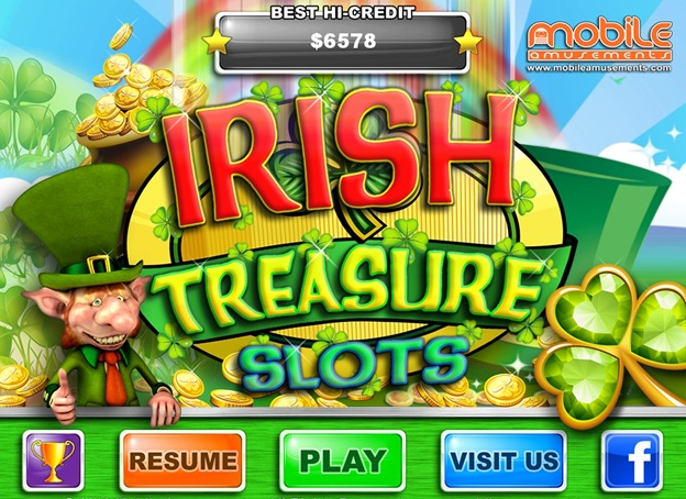 Irish Treasure slot