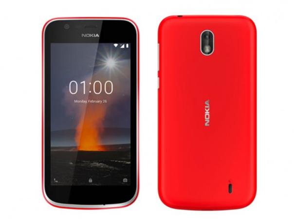 Nokia 1- Android Go