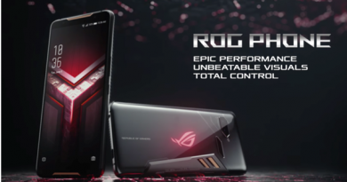 ROG Android phone for games