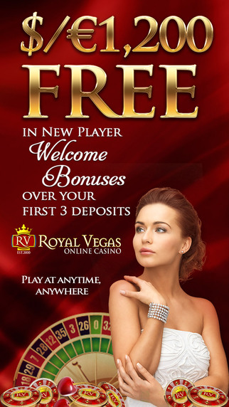 Royal Vegas Pokies App