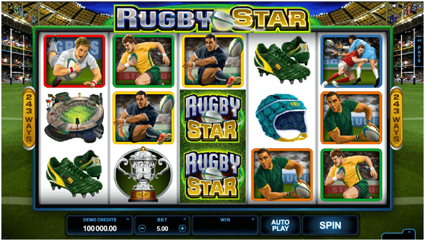 Rugby Star Android