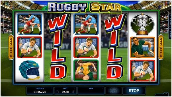 Rugby Star Bonuses