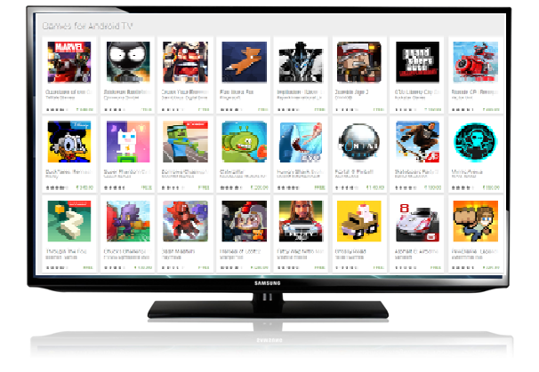 Smart Tv Android Games