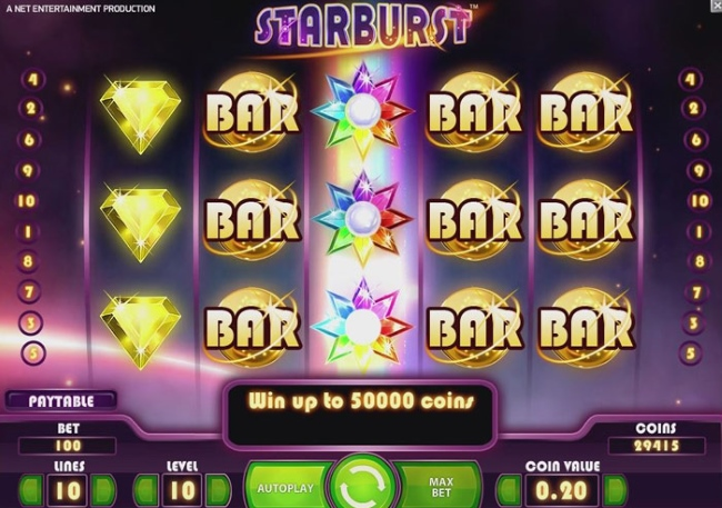 Starburst-Slot-Machines