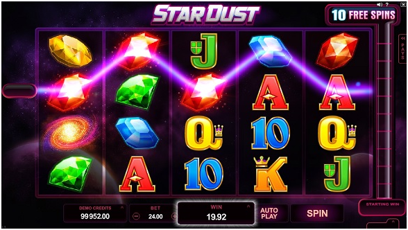 Stardust Pokies
