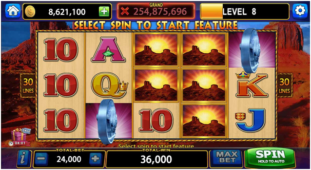 Superb Casino Pokies features to play Jackpots