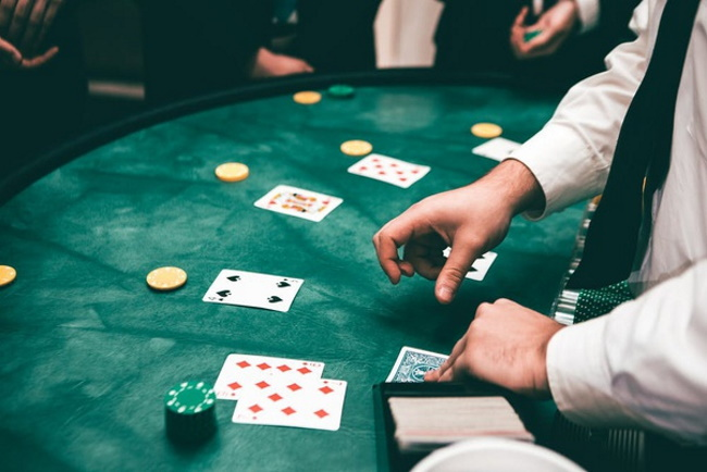 The casino will always win at luck-based games
