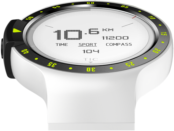 Ticwatch Android sports wear for Australians